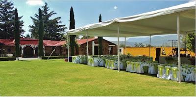 Jardín de fiestas Mirasierra Tepotzotlán