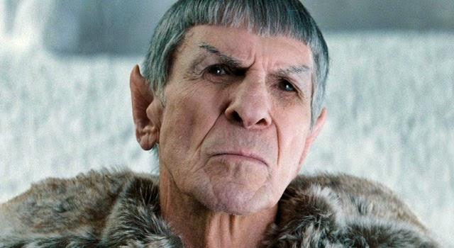 Mr. Spock Berita Superhero
