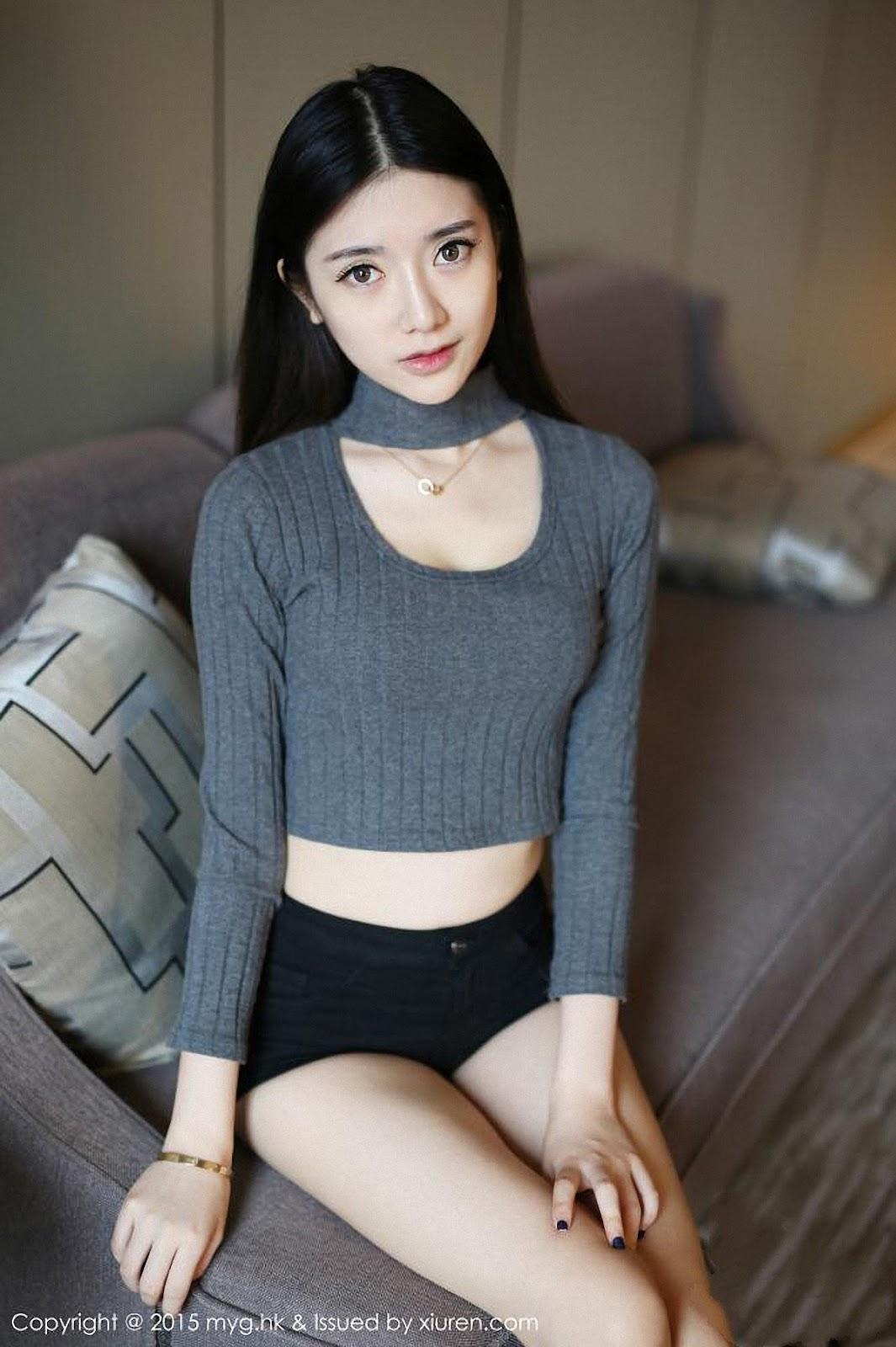 04 - Sexy Girl Model MYGIRL VOL.119