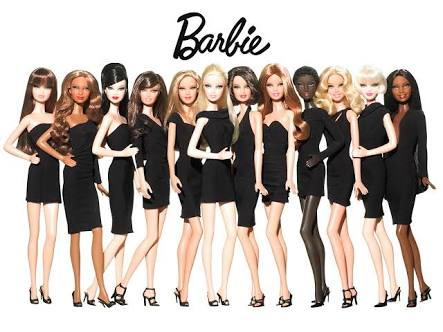 Barbie Moderna