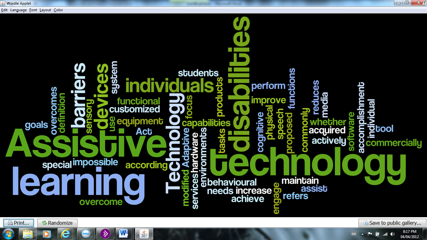 Excited essay information technology