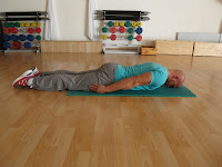 back extension pilates