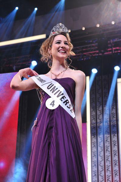 Miss Turkey Universe 2012 Cagil Ozge Ozkul