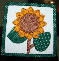 Caixa Girassol Verde