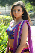 Actress Priyanka Photos at Oka Chupuke Padipoya Movie Launch-thumbnail-16