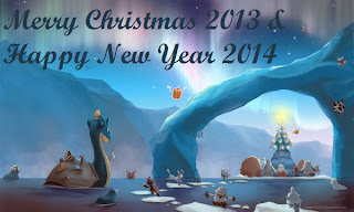 Christmas 2015 and New Year 2016 Messages for Blessings Status