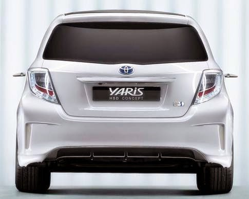 2015 Toyota Yaris Release Date And Facelift