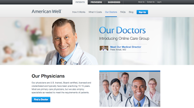 American Well Physicians