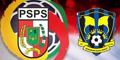 PREDIKSI SKOR PSPS VS PERSIRAM ISL (SABTU, 13 APRIL 2013)