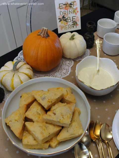 Guide to Hosting an Autumn Tea Party