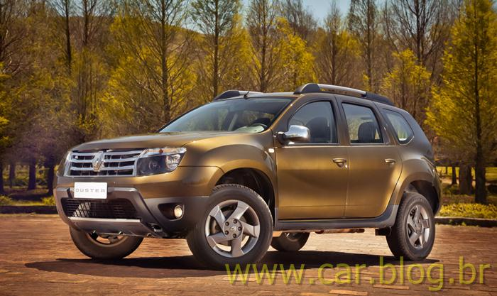 Renault Duster 2012 expression