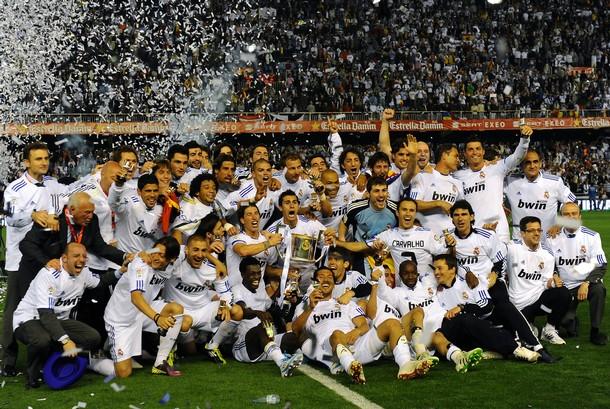 barcelona vs real madrid copa del rey 2011 final. Real Madrid Copa Del Rey