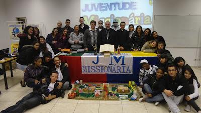 Realizado 5º Encontro de Formação da JM do estado de São Paulo