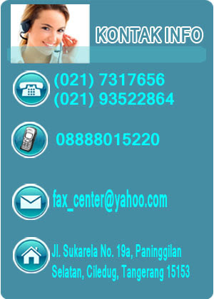 Kontak Service Mesin Fax