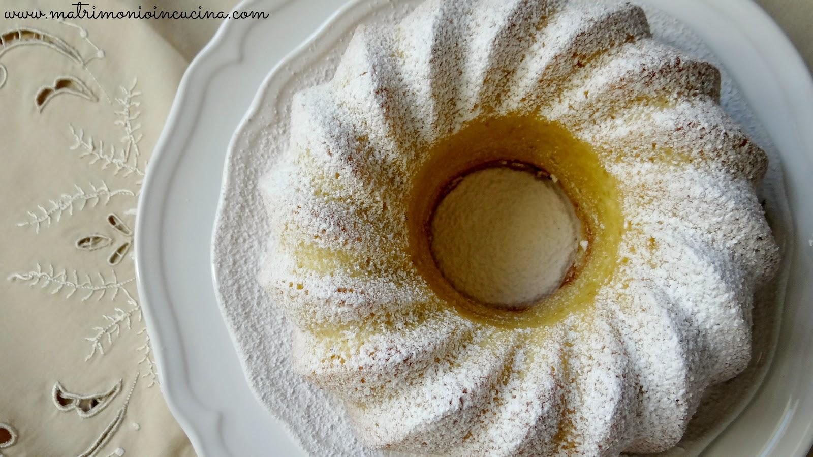 cake, torta margherita