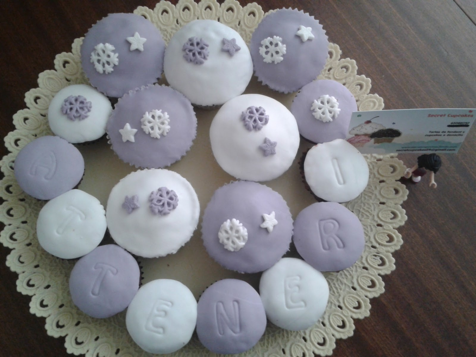 Cupcakes tenerife m s mosnter high tarta de abbey bominable - Cupcakes tenerife ...