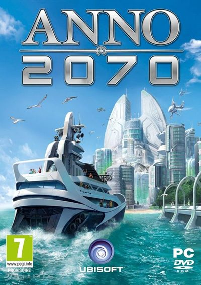 Anno 2070 PC Full Español 2011 DVD5 ISO Descargar