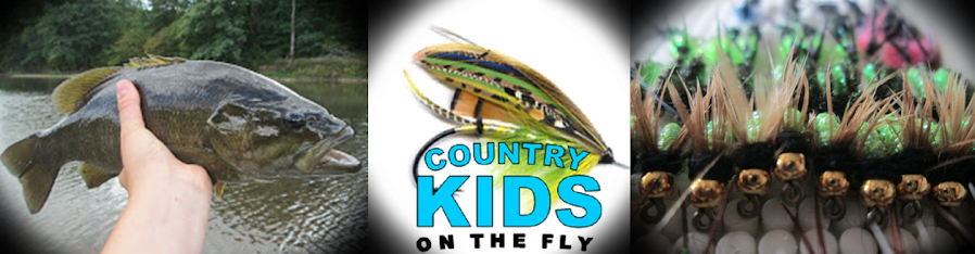 Country Kids on the Fly