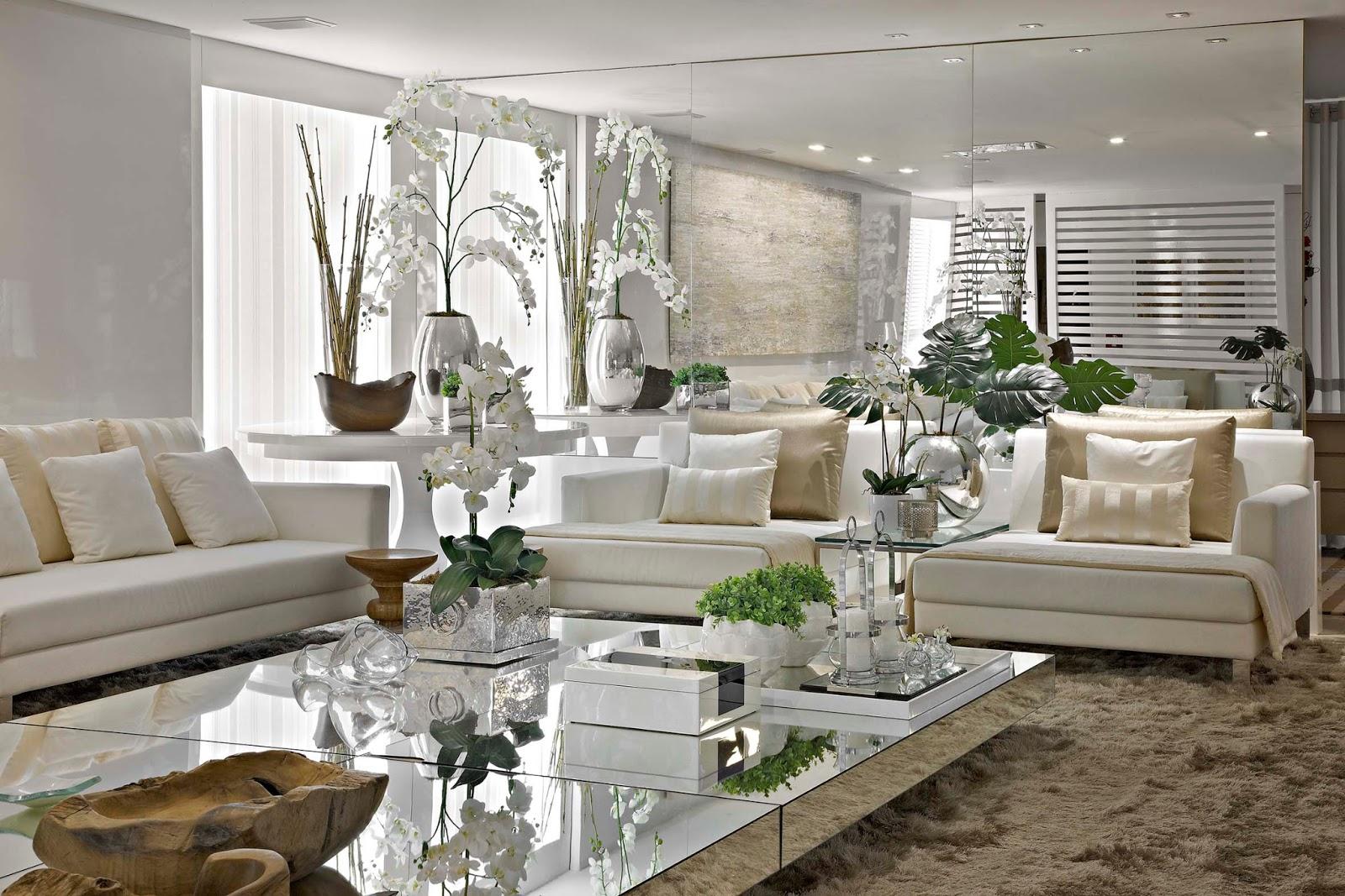 decoração da sala necessita de alguns cuidados especiais para que  #4B5E38 1600x1067