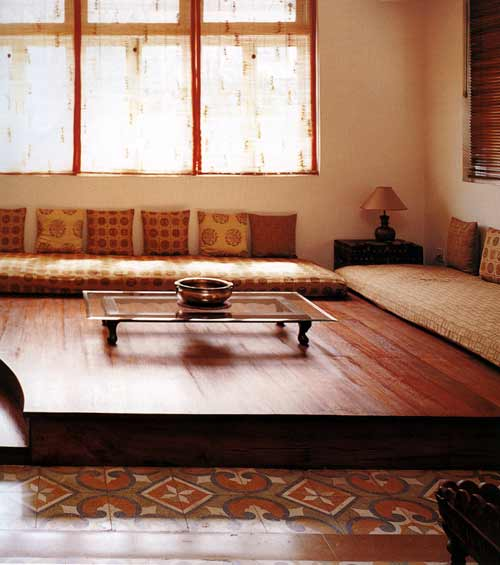 India Not Just Famous Cause Of Saree And Their Jewelry But Also Home Interior Which Are Looks So Unique With Ethnic Motif Make It