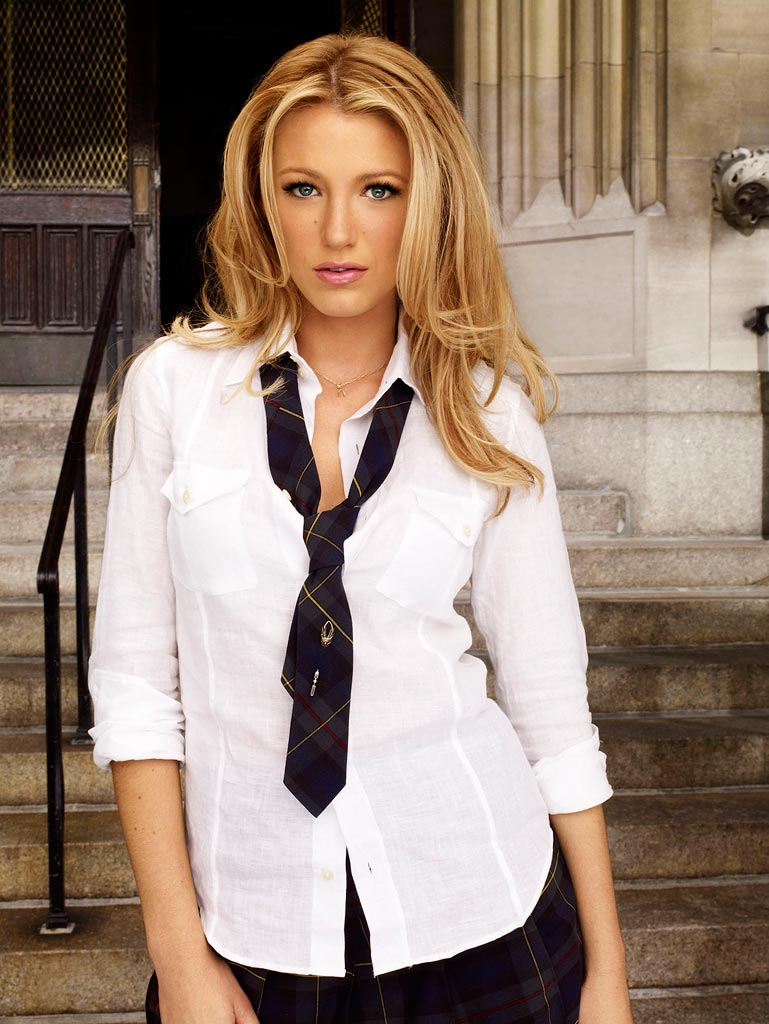 latest hollywood hottest wallpapers blake lively gossip girl