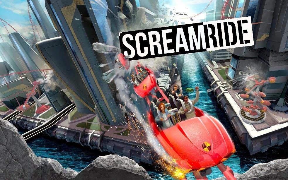 PARKS Trip Jeux Vido Aprs RollerCoaster Tycoon