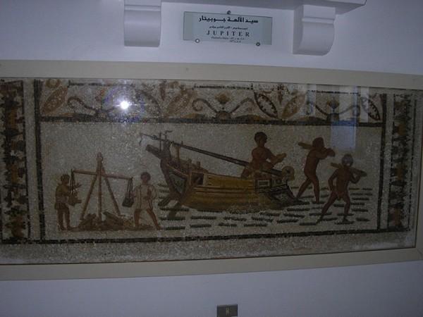 Mozaika Tunezja