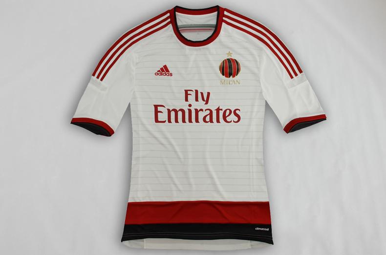 AC Milan 2014-15 Away Jersey