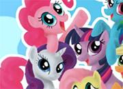 juego My Little Pony colorear en linea