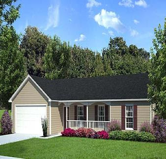 Wood siding raised house plans house plans home designs for Raised ranch home plans