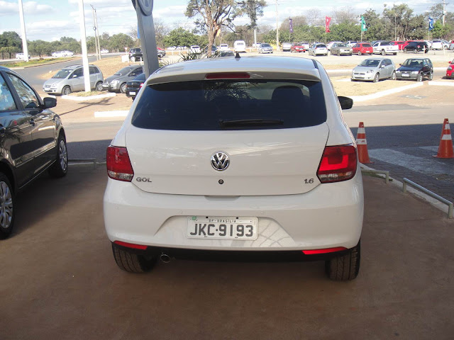 Volkswagen Gol G6 2013