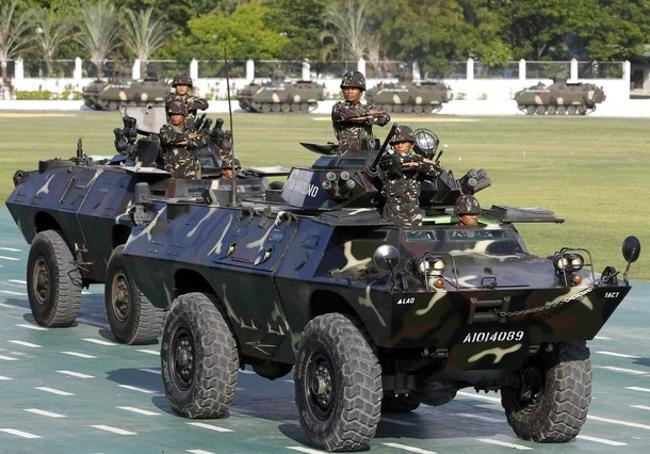 Another AFP modernization program pushed