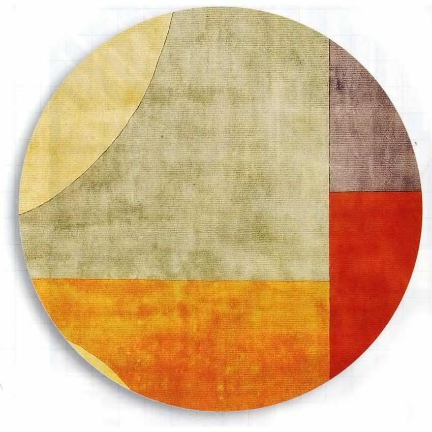 artistic printed render round modern area rugs  home cheap solution, 6' round modern rugs, contemporary round rugs uk, large round modern rugs