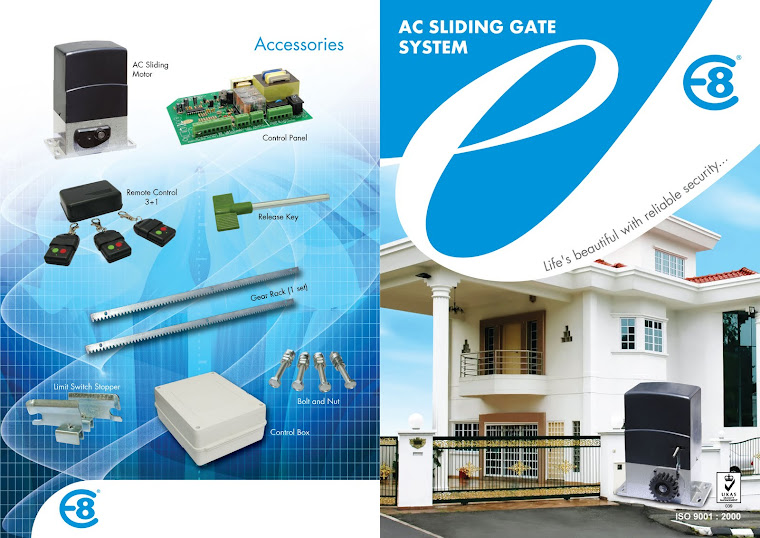 AC Sliding Gate System