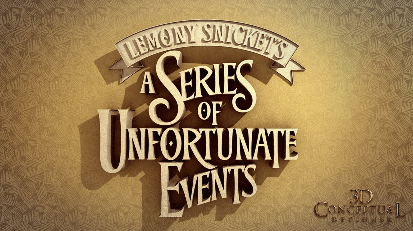 lemony snicket a series of unfortunate events essay A series of unfortunate events is so confident in its story, it doesn't even need to bait an audience into watching plot twists might happen, but in this show, those twists will be earned.