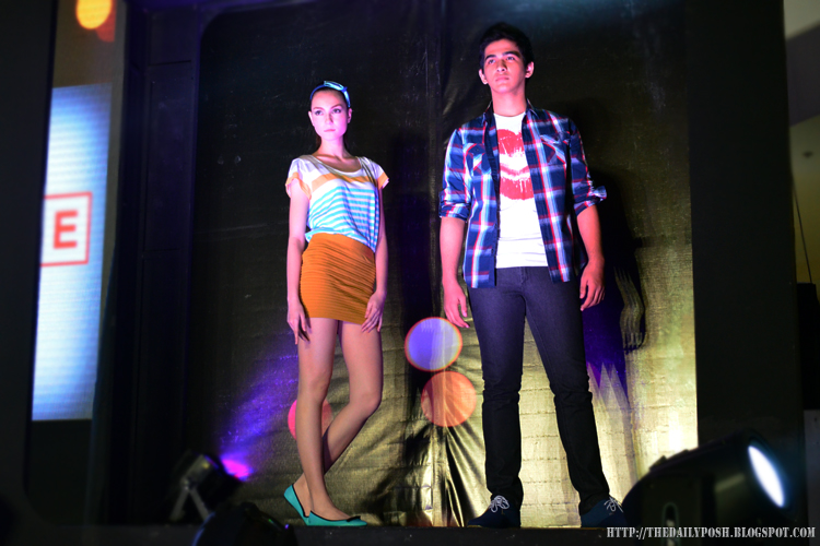 SM City Fairview Lookbook 2012 - Penshoppe