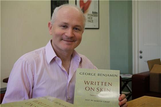 George Benjamin
