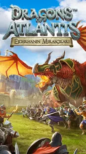 Dragons of Atlantis Yakut Hilesi Android