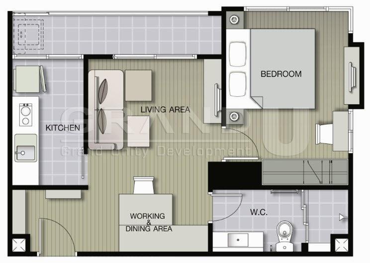 Floor Plan Feng Shui ?????? December