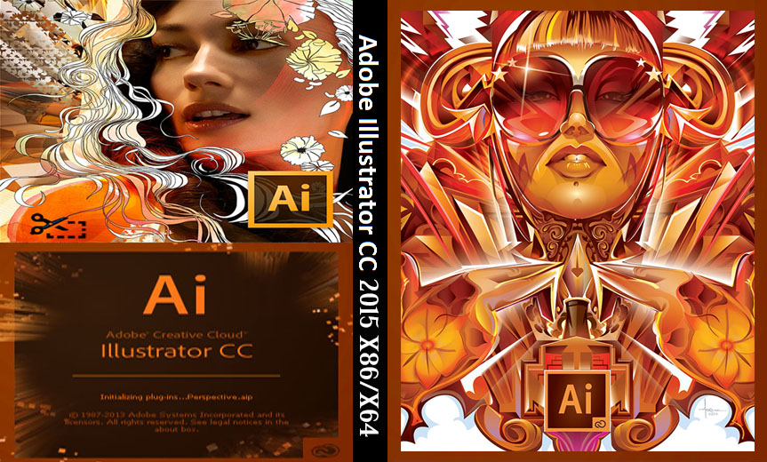 Adobe Illustrator CC 19.0.0 x86/x64 Adobe 2BIllustrator 2BCC 2B2015 2BXANDAODOWNLOAD