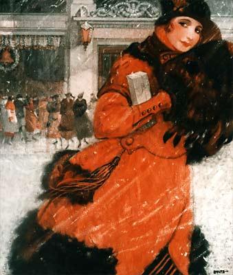 lukits snow painting