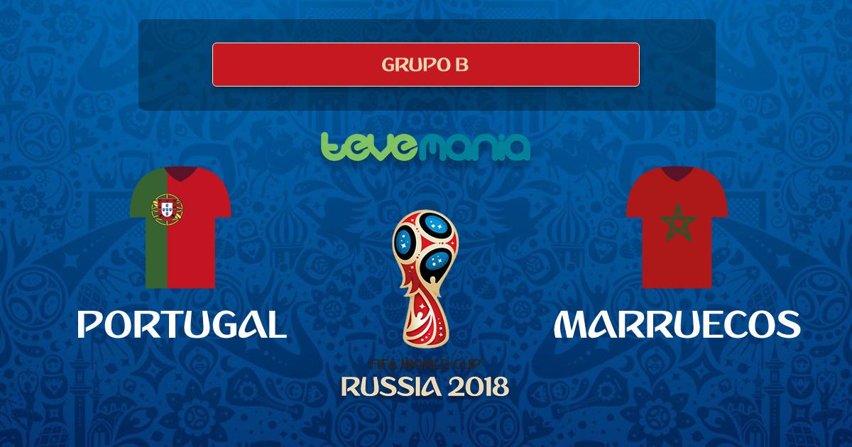 Portugal suma su primer triunfo frente a Marruecos, ganó 1 a 0