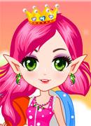 Принцесса с Единорогом - Онлайн игра для девочек