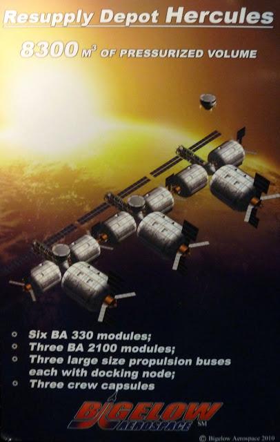 Bigelow Space SpaceDepot