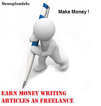 Making money with Freelance writing