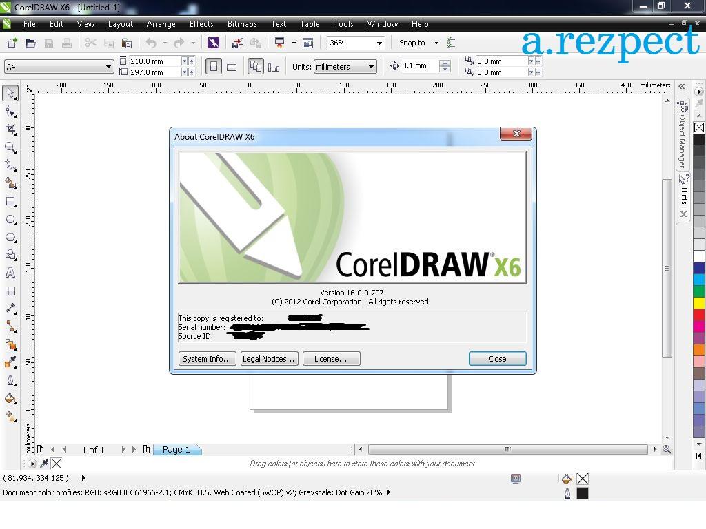 Download Activation Code Corel Draw X6 - minigood
