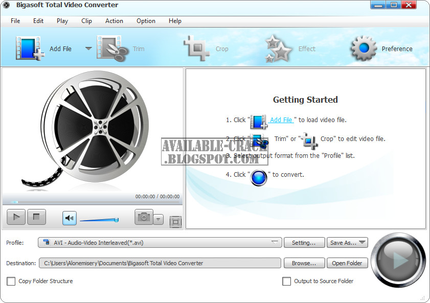 total video converter free version download with crack