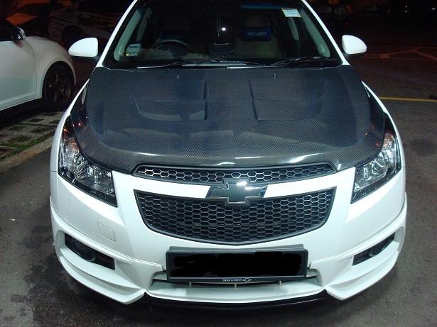 Han Revolution Chevrolet