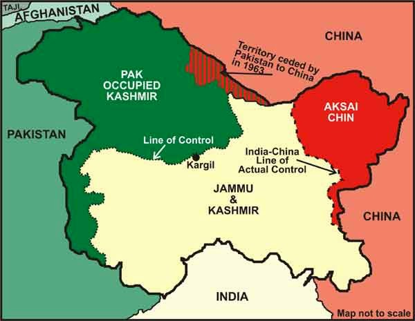 Jammu-and-Kashmir-India-Map