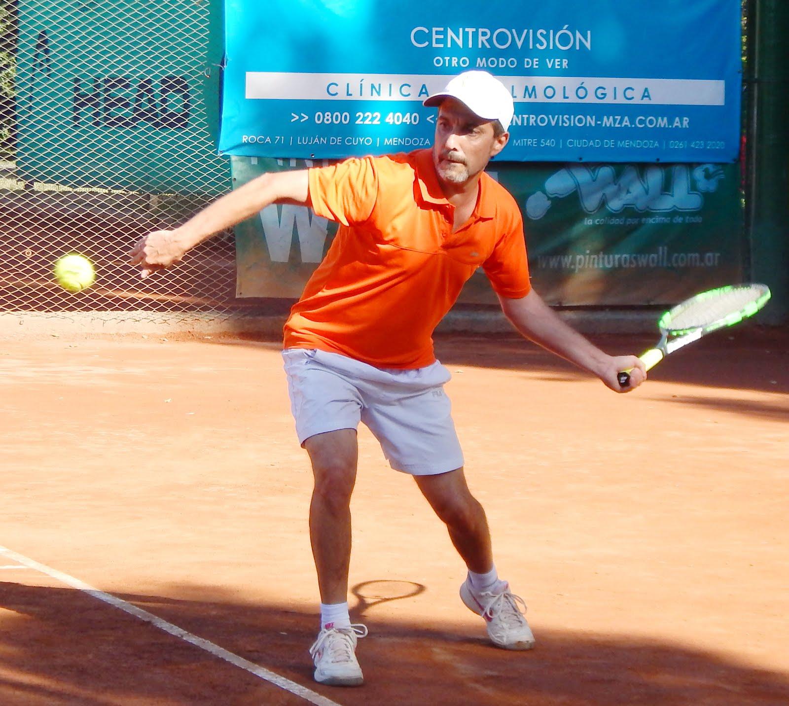 CAMPEON +50 ITF SENIORS - COPA ANIVERSARIO